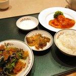 中国料理 杏花 - 桂花セット