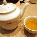 中国料理 杏花 - お茶