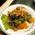中国料理 杏花 - サラダ