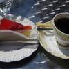 ホテル 万葉岬 - 料理写真:ケーキセット(750円)