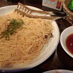 ベビーフェイスプラネッツ - 梅としめじの和風スパゲティ(レギュラーサイズ)