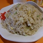 松楽 - 炒飯大盛り