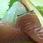 日本料理 竹善 - とても新鮮で美味しいお造りでした