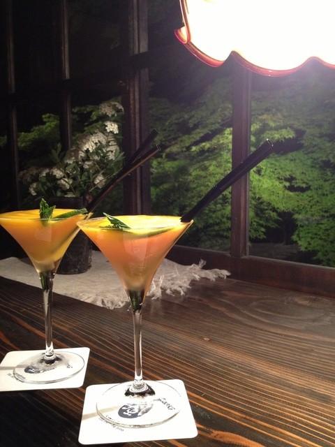 茶房 天井棧敷 - カクテル 宮崎マンゴー