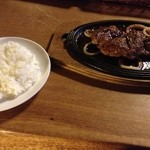 18915974 - ラムステーキ(1200円)