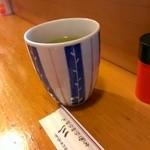天三 - お茶