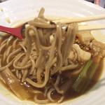 18916698 - ボキボキ麺です
