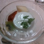 18918012 - デザートは上品な甘さ