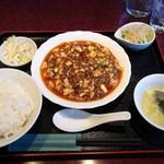 ほんわ華や - 陳麻婆豆腐