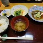 日本料理 松下 - 日替わりランチ(1050円)