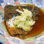 日本料理 松下 - 鯖の味噌煮