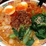 溢香 - ハーフ坦々刀削麺