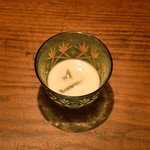 丹波谷 かくりゅう - 枝豆のすり流し 500円