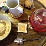 18920079 - くず餅♪*和三盆蜜と黄粉で…