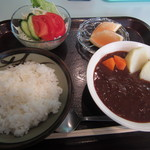 """レスト - """"特製ビーフシチュー""""¥900"""