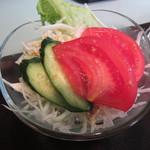 レスト - サラダ