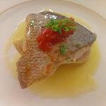 18921327 - (メイン魚)鯛のソテー