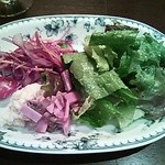 18921562 - 小さなサラダ