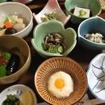 橋本屋 - 山菜定食つつじ