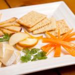 上総食材 カフカ - チーズ盛り合わせ