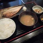 和可奈 - サバ塩焼き定食(ランチ)