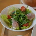 Cafe Ciel - サラダ