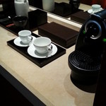 グランドハイアット東京 - (追記4)無料お茶エリア