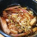 つけ麺道 五郎 - つけ汁