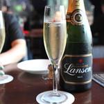 ビルボードライブ東京 - Lanson  Champagne  Brut   (2013/05)