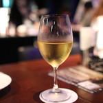 ビルボードライブ東京 - サービスの白ワイン   (2013/05)