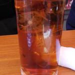 三幸 - ウーロン茶