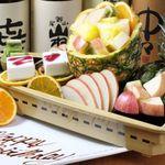 魚八商店 - 【舟盛りデザート】プライスレス☆メッセージはご自由にOK!!