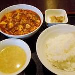 神楽坂芝蘭 - 本場陳麻婆豆腐