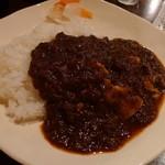 ラヂオキッチン - 塩漬豚のカレー