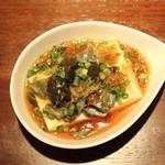 肉汁水餃子 餃包 - ピータン豆腐