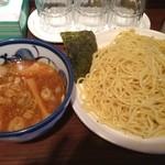 赤坂麺道いってつ - つけ麺(大400g)あつもり