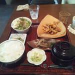 古民家カフェ 古みち - 950円の定食