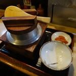 18939062 - 釜飯