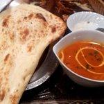 インド料理モハン - ランチ(シーフードカレー)(2013.4)