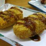 串若丸 - シチューコロッケ(400円)