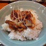 北海道ラーメン信源 - 鳥丼