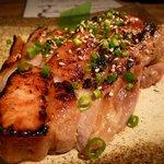 おでんとお酒 すっぴん - 豚バラ肉のスペアリブ風