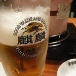 風風亭 - 発泡酒