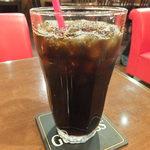 三河屋珈琲 呉中通店 - アイスコーヒー