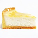 ケントハウス - カマンベールチーズの断面。'13 4月下旬