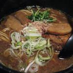 麺や楓 - 楓ラーメン¥750