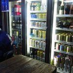 飯田酒店 - 缶ビールが多いです