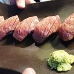 黒ぎゅう - 寿司や!