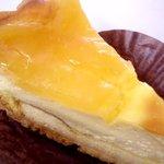 サントノーレ - アルルの田舎風チーズケーキ