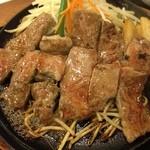 肉のはせ川 - ミッションステーキ